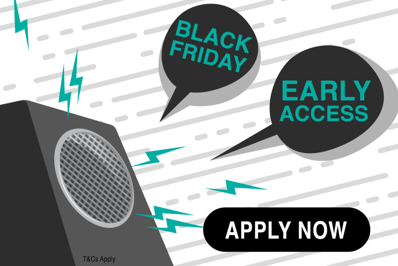 POP UP_BLACK FRIDAY_early access_pop up